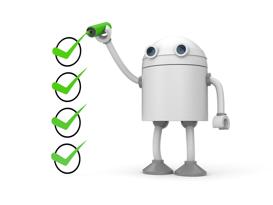 when robots select cvs jobs ca